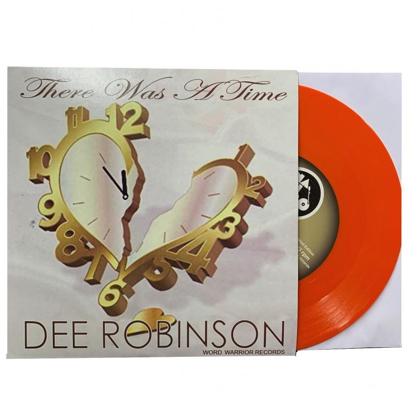 LP Dee Robinson - There Was A Time VINYL COMPACTO 7 POLEGADAS