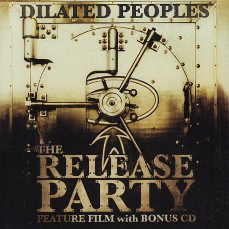 Dilated Peoples - The Release Party CD