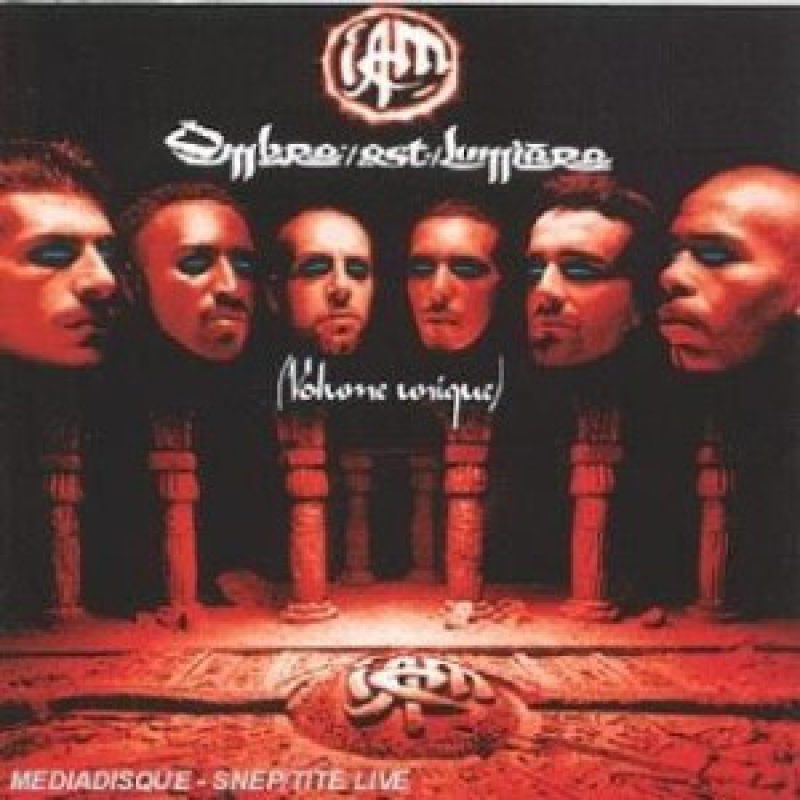 IAM - Ombre Est Lumiere Volume Unique CD