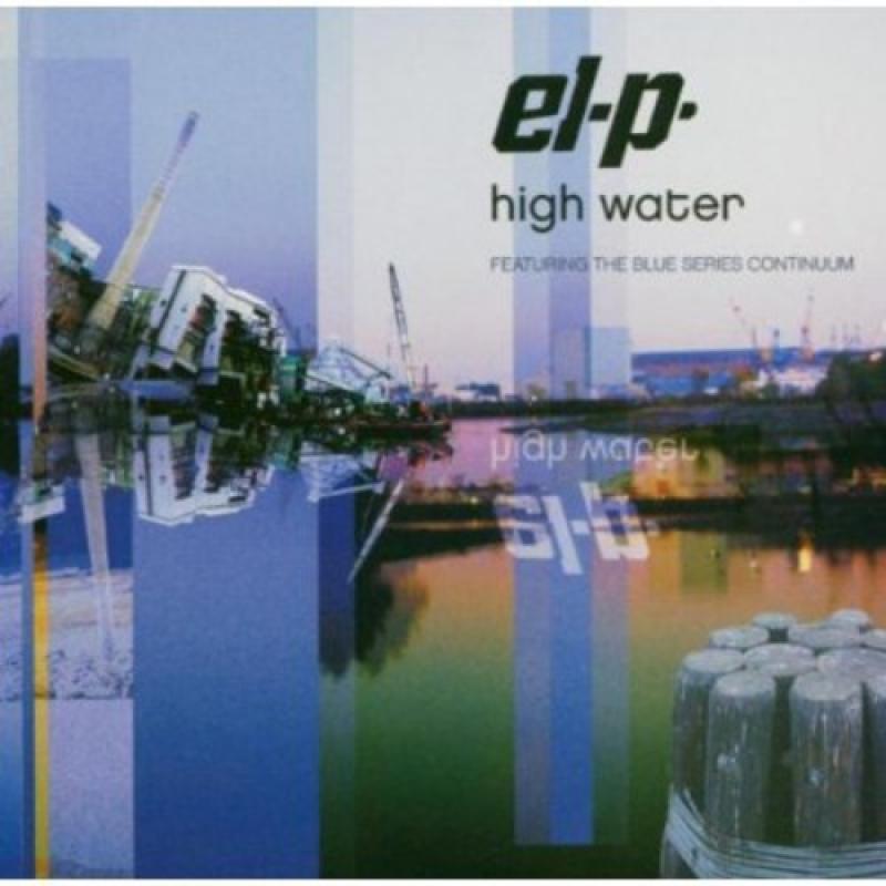 EL P - HIGH WATER (CD)