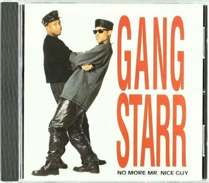 Gang Starr - No More Mr Nice Guy (CD)
