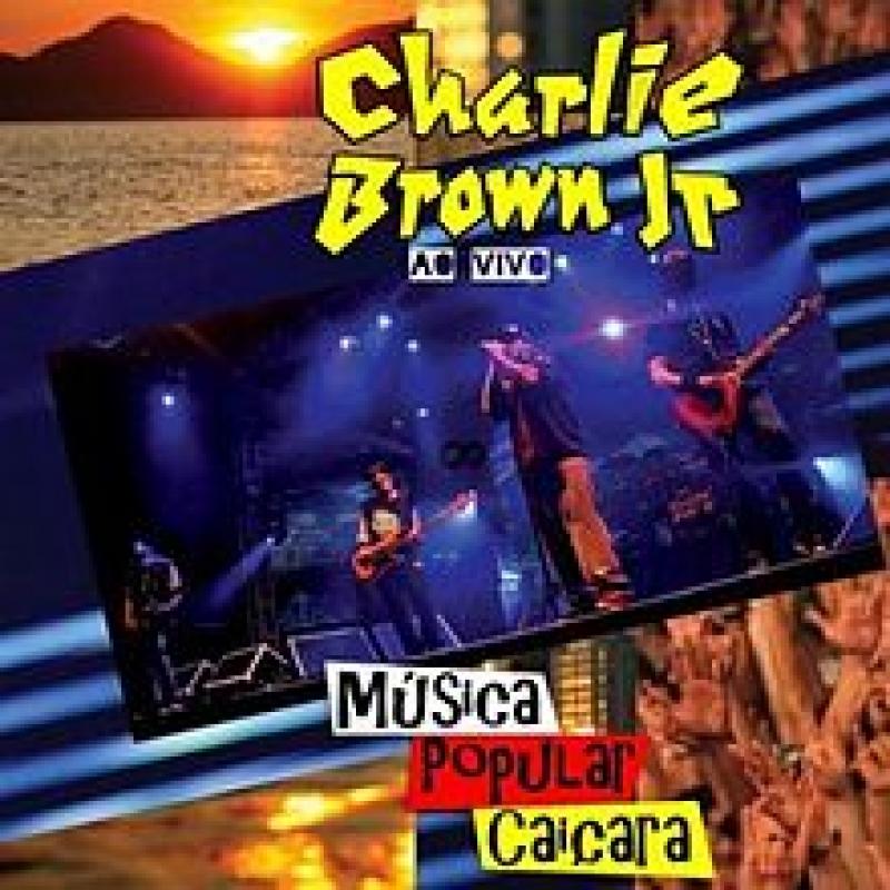 CHARLIE BROWN JR - Musica Popular Caicara Ao Vivo (CD)