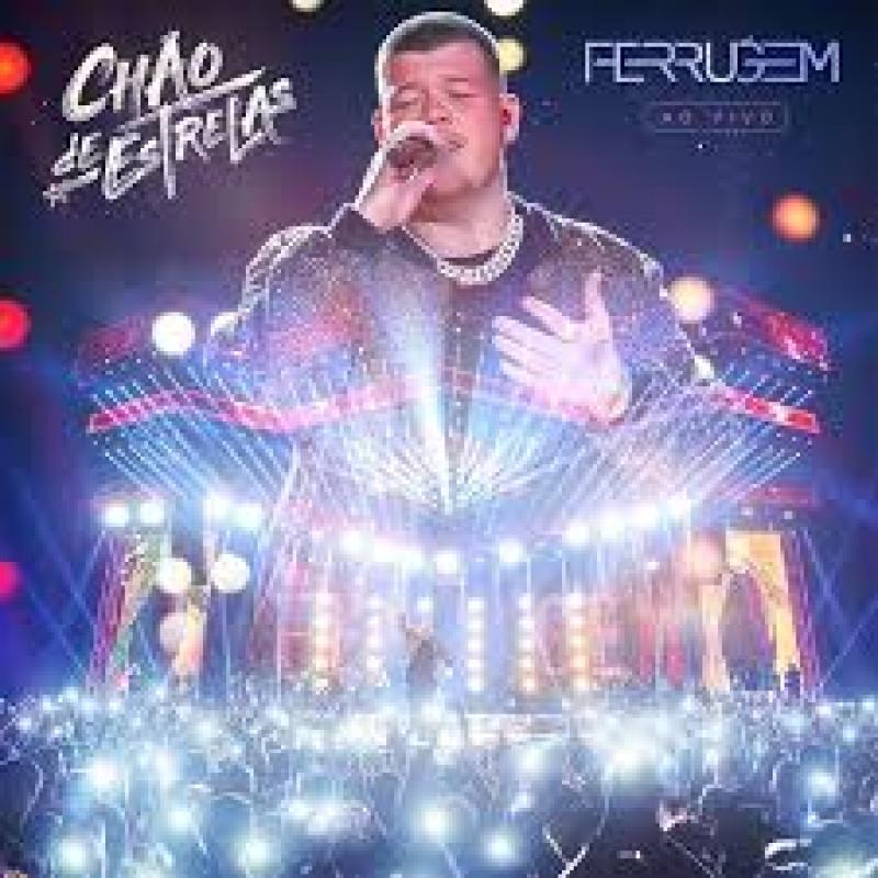 Ferrugem - Chao De Estrelas Ao Vivo (CD)