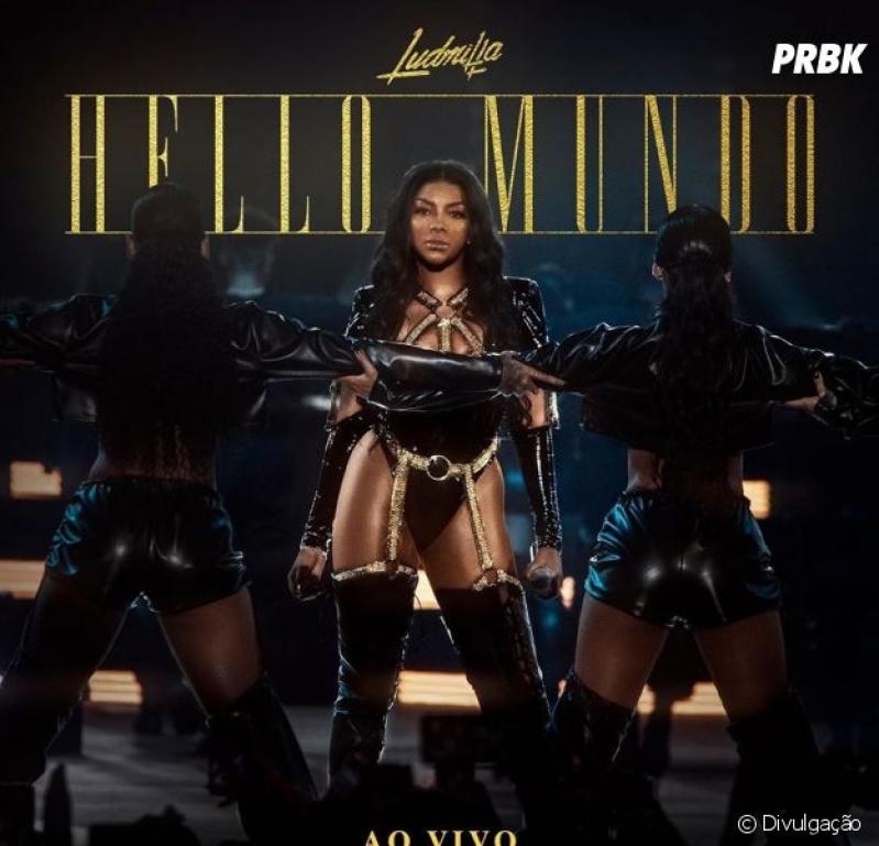 Ludmilla - Hello Mundo CD