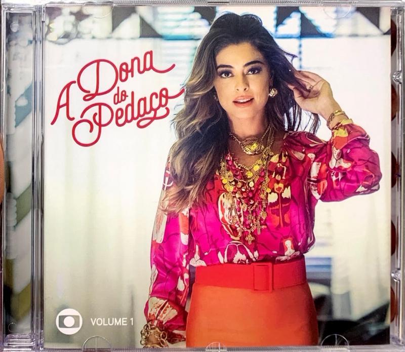 A Dona Do Pedaco - Vol 1 - CD
