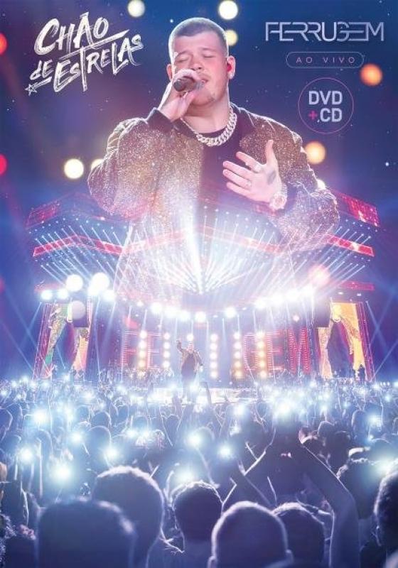 Ferrugem - Chao De Estrelas - CD e DVD