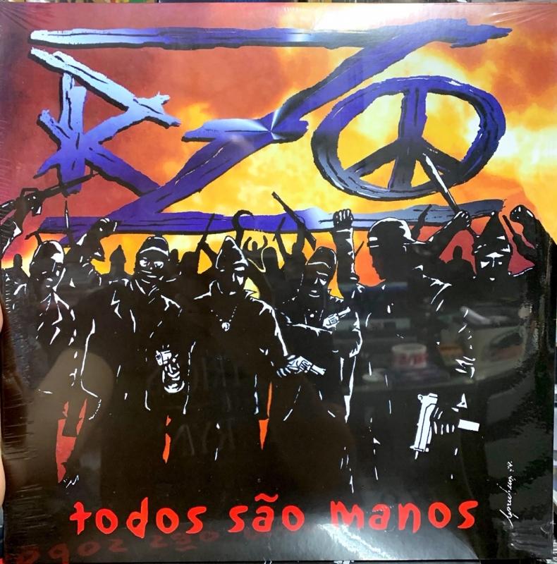 LP RZO - TODOS SAO MANOS (VINIL DUPLO) LACRADO