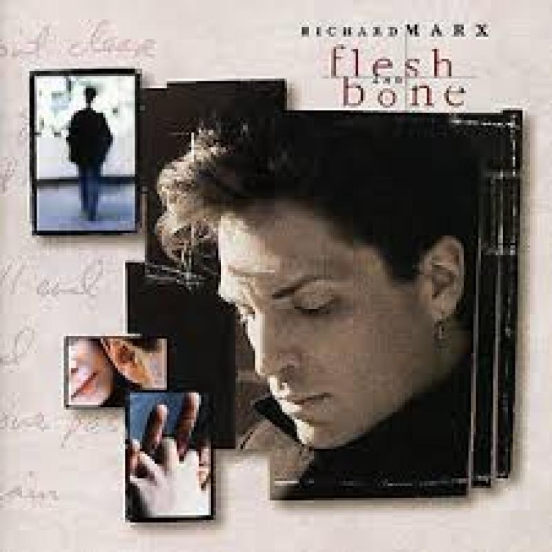 Richard Marx Flesh & Bone (CD)