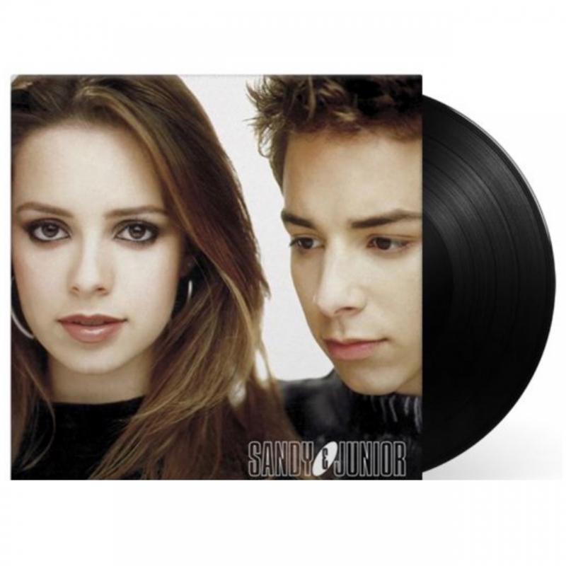 LP SANDY E JUNIOR - 2001 VINYL DUPLO EDICAO LIMITADA