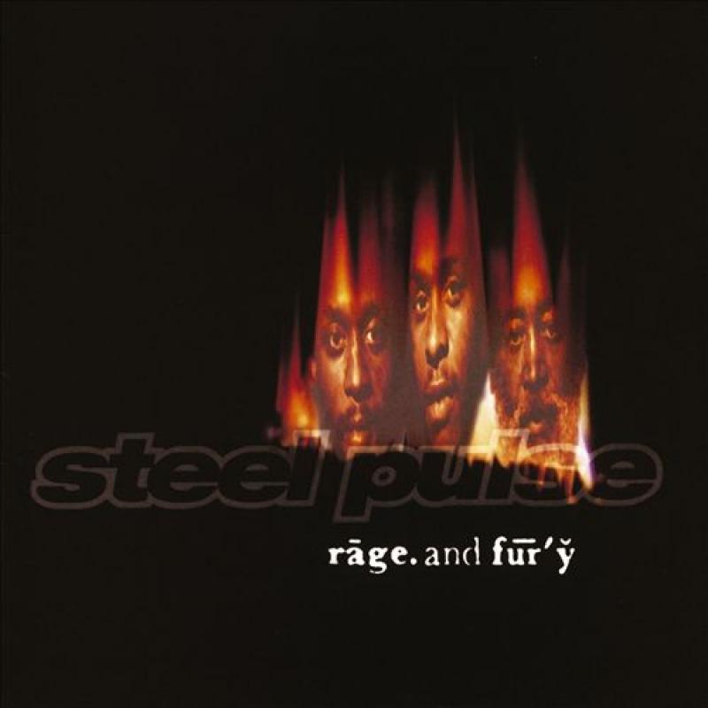 Steel Pulse - Rage And Fury IMPORTADO