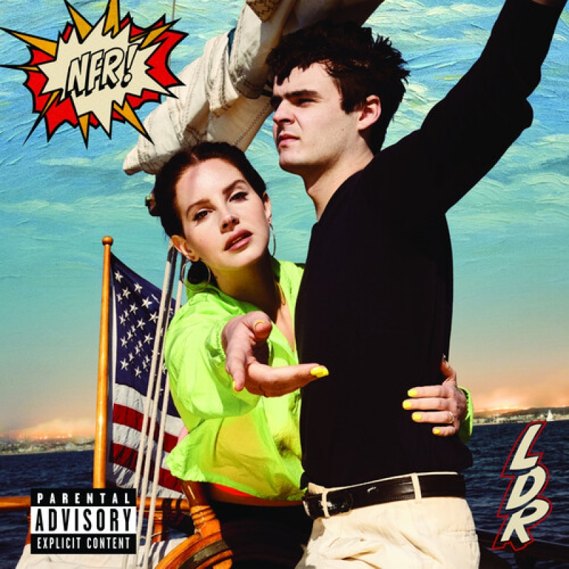 Lana Del Rey - NFR (CD) IMPORTADO