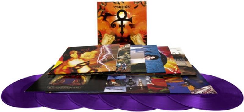 LP PRINCE - Emancipation BOX 6 LPS IMPORTADO LACRADO