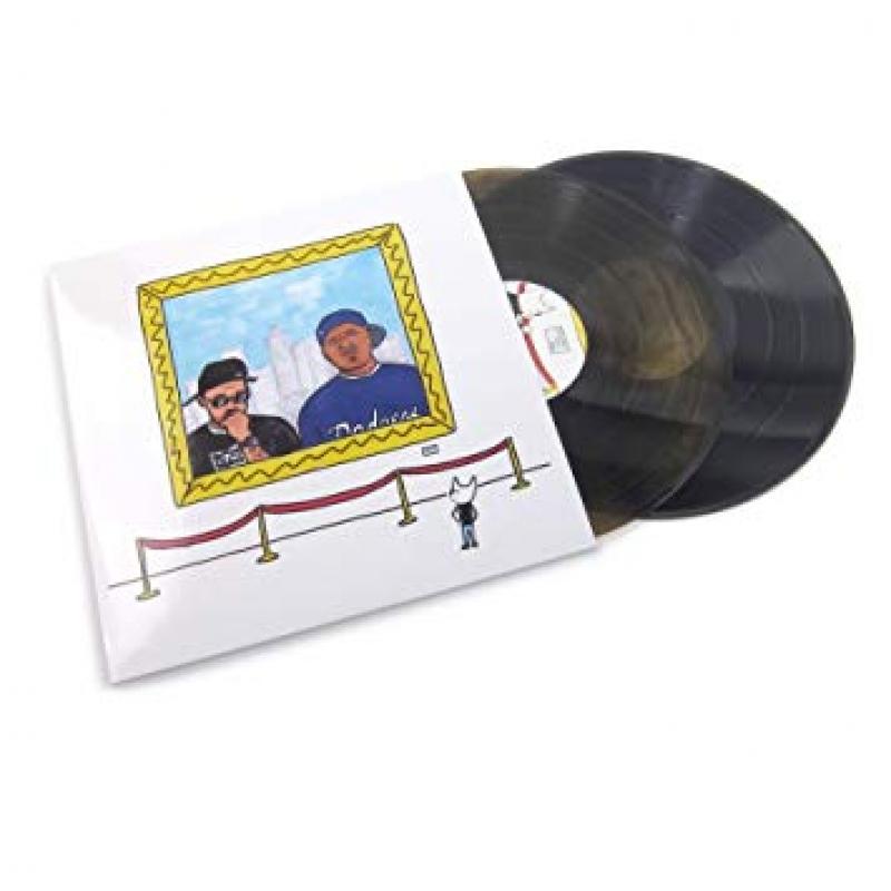 LP People Under the Stairs - Sincerely The P VINYL DUPLO COLORIDO LACRADO