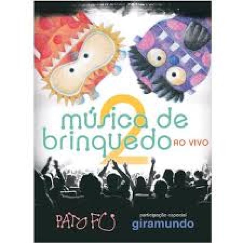 Pato Fu - Musica De Brinquedo 2 Ao Vivo DVD