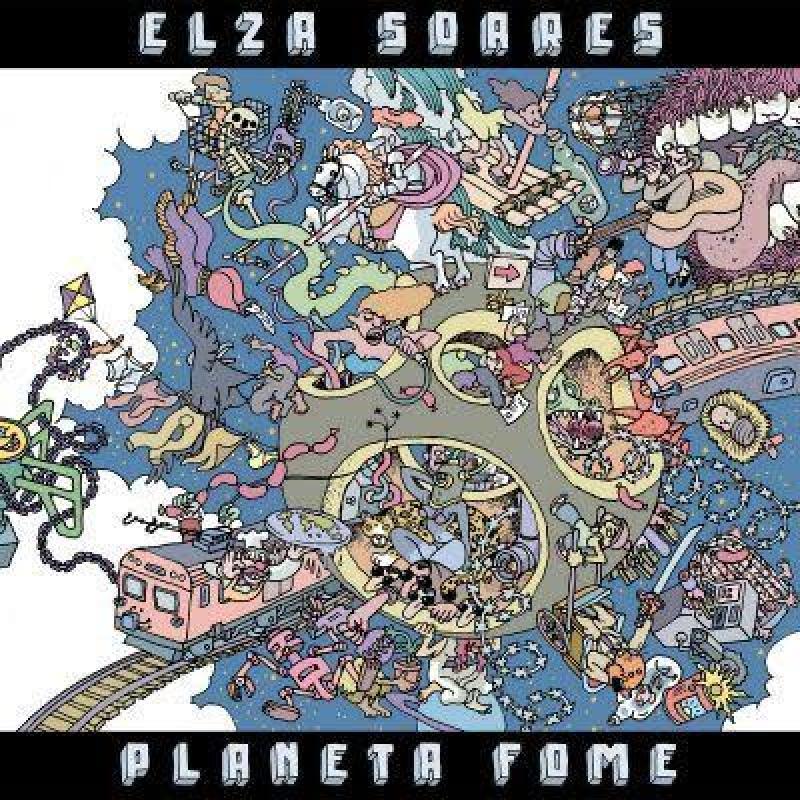 Elza Soares - Planeta Fome CD