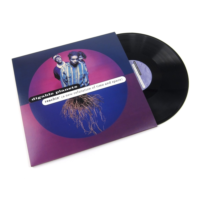 LP DIGABLE PLANETS - Reachin (New Refutation of Time and Space) - 25th Anniv VINYL DUPLO IMPORTADO
