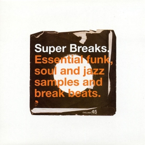 LP Super Breaks  - Essential Funk Soul And Jazz Samples And Break Beats VINYL DUPLO IMPORTADO