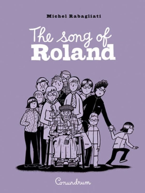 A Cancao De Roland - Michel Rabagliati Livro