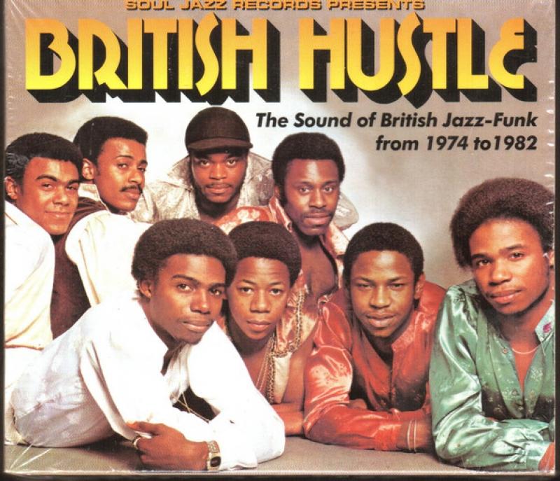 British Hustle - The Sound Of British Jazz Funk 1974 1982 CD