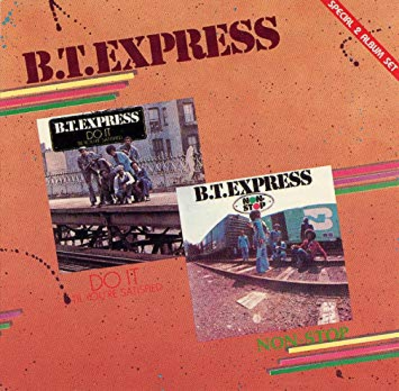 B T  Express  - Do It Till You re Satisfied  Non Stop CD