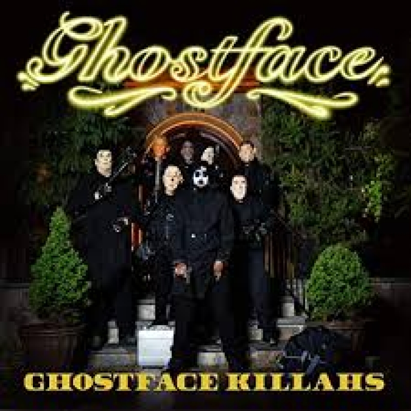 LP Ghostface Killah - Ghostface Killahs VINYL IMPORTADO LACRADO