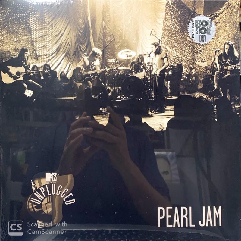 LP PEARL JAM - MTV UNPLUGGED (180G DL INSERT (RSD)