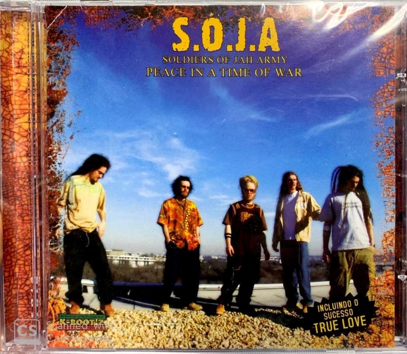 SOJA - SOLDIER OF JAH ARMY (CD)