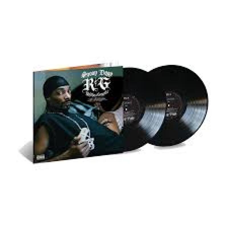 LP SNOOP DOGG - R&G Rhythm & Gangsta The Masterpiece VINYL DUPLO IMPORTADO