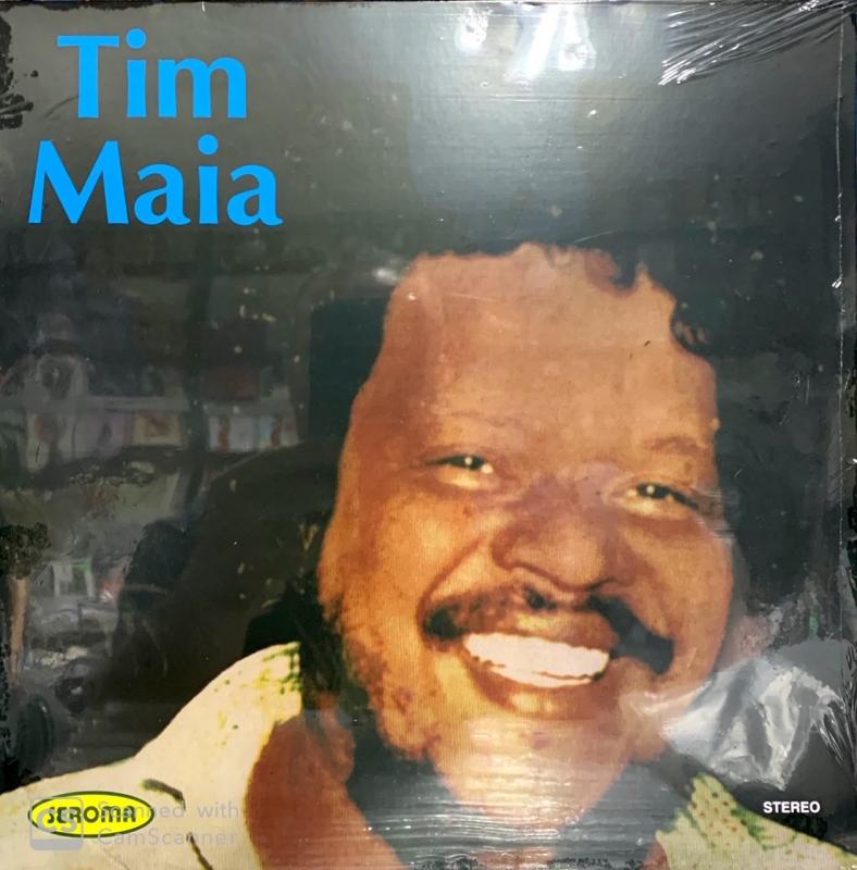 LP TIM MAIA - TIM MAIA EM INGLES 1978 LACRADO