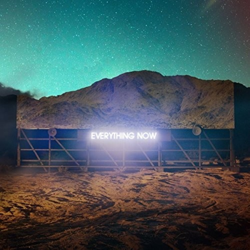 ARCADE FIRE - Everything Now (CD) (889854478629)