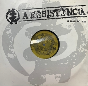 LP A RESISTENCIA - RAP DO RIO VINYL