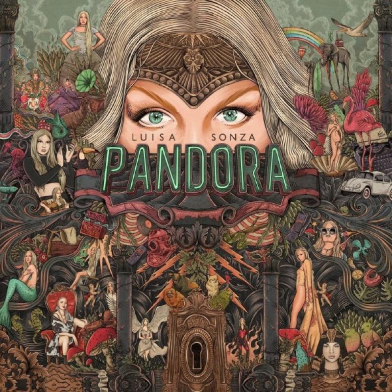 Luisa Sonza - Pandora (CD) (602508116087)