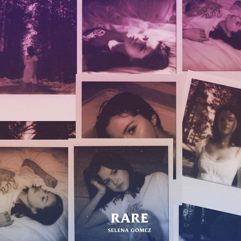 SELENA GOMEZ - RARE deluxe edition (CD) (602508561726)