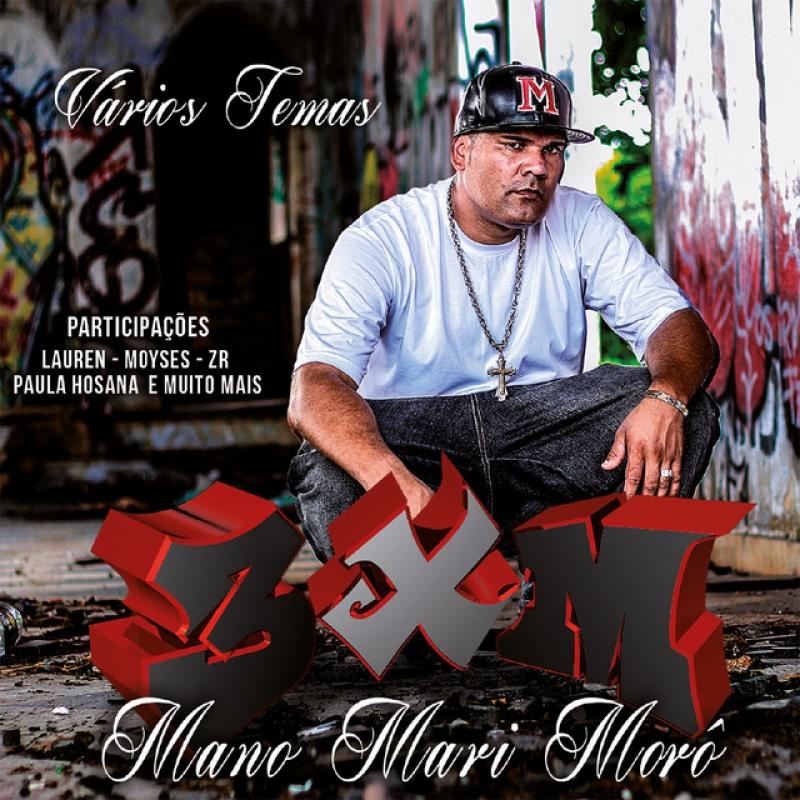 Mano Mari Moro - VARIOS TEMAS (CD) (7899004726305)