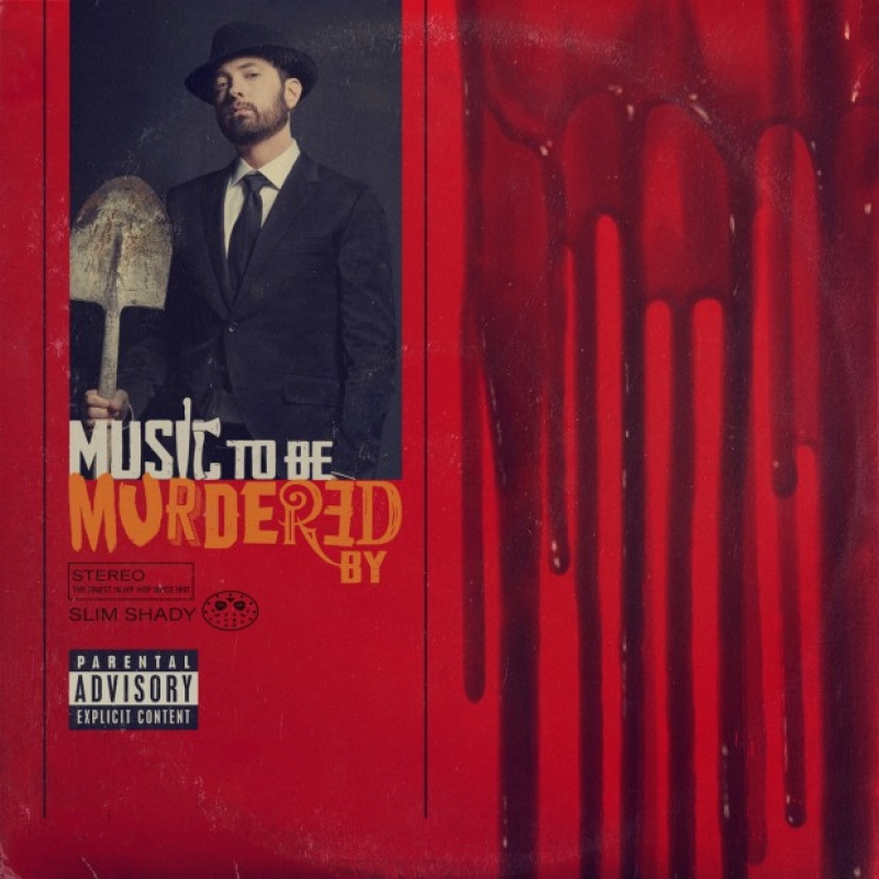 Eminem - Music To Be Murdered By CD IMPORTADO LACRADO