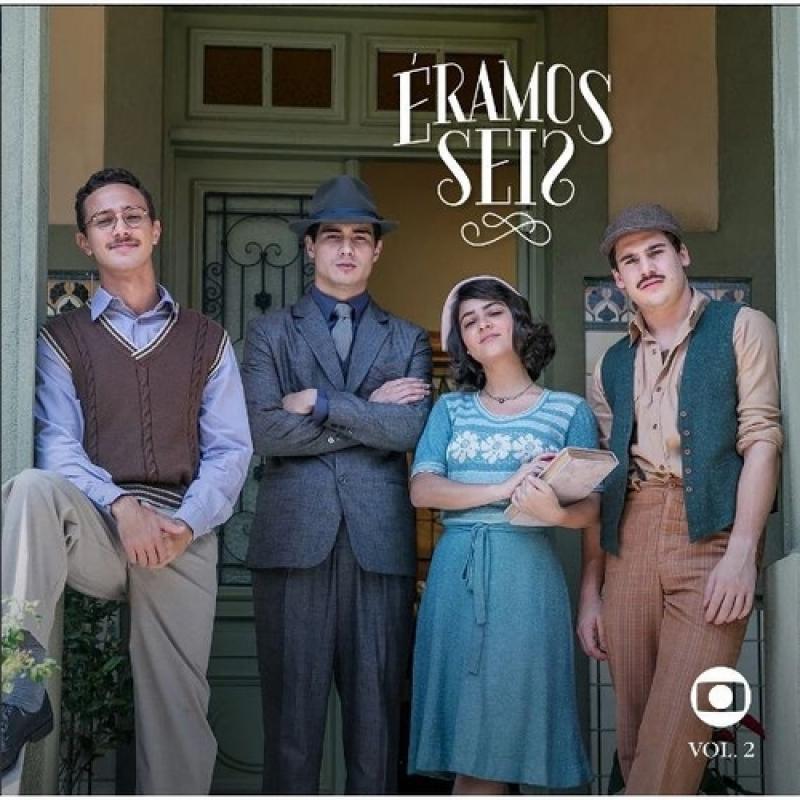 Eramos Seis - Vol 2 (CD) (7891430473921)