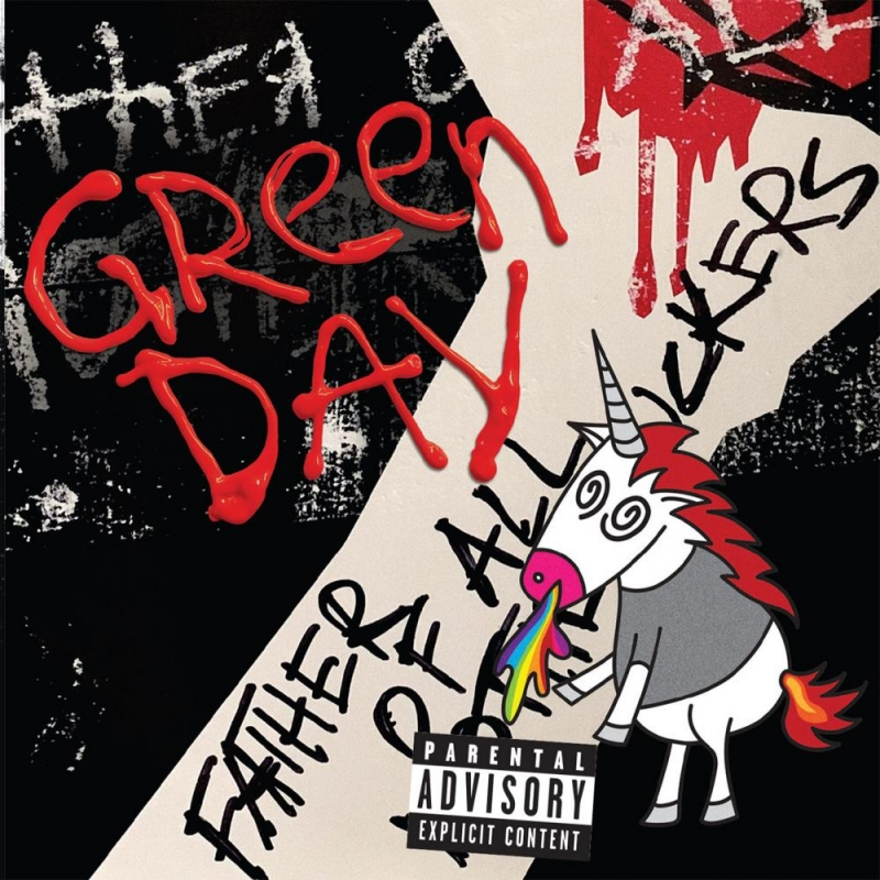 Green Day - Father Of All (CD) (093624897637)