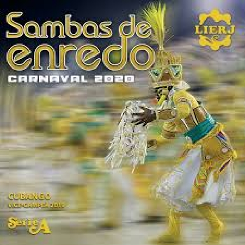 Sambas de Enredo Carnaval 2020 - Serie A  CD (7891430472924)