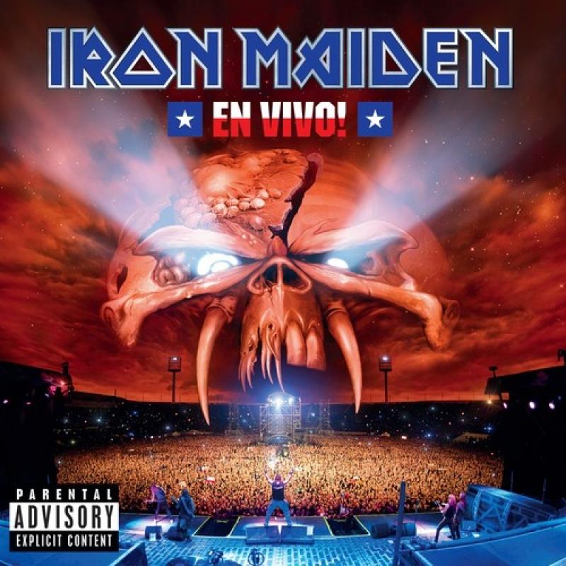 Iron Maiden - En Vivo (CD) DUPLO IMPORTADO (602527932514)
