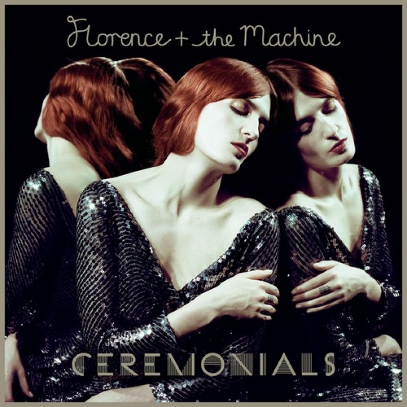 Florence the Machine - Ceremonials Deluxe Edition Bonus Tracks (CD) (602527870434)