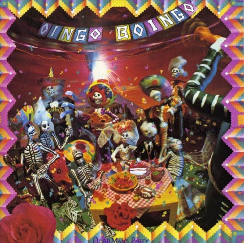Oingo Boingo - Dead Mans Party (CD) (076732566527)