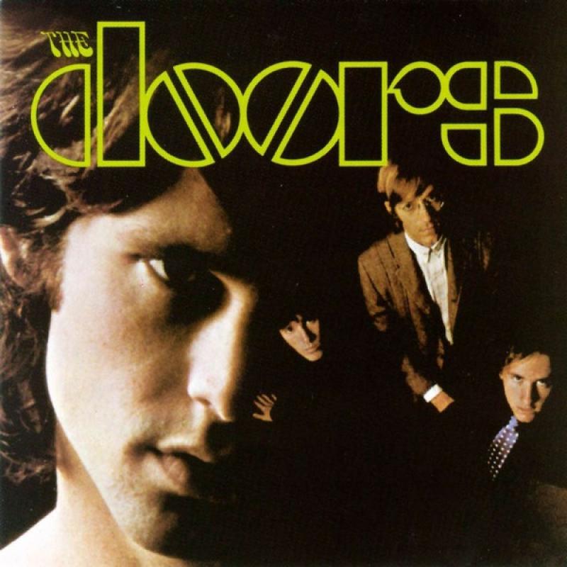 THE DOORS - THE DOORS (CD) (081227999834)
