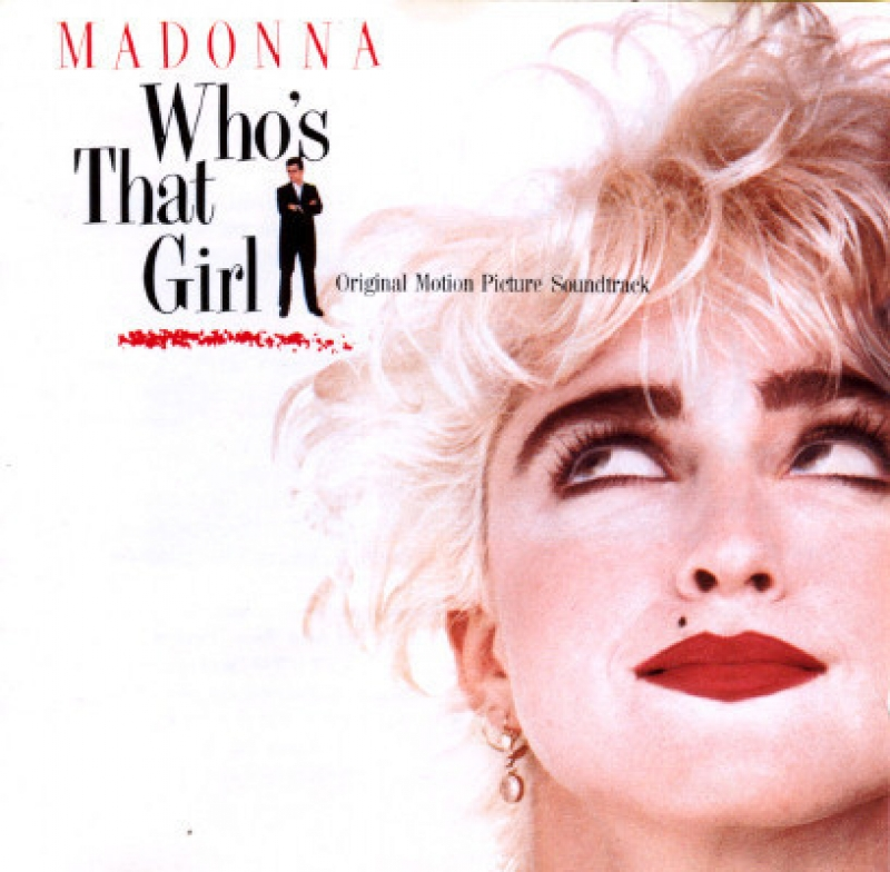 MADONNA -  Whos That Girl (CD) (075992561129)