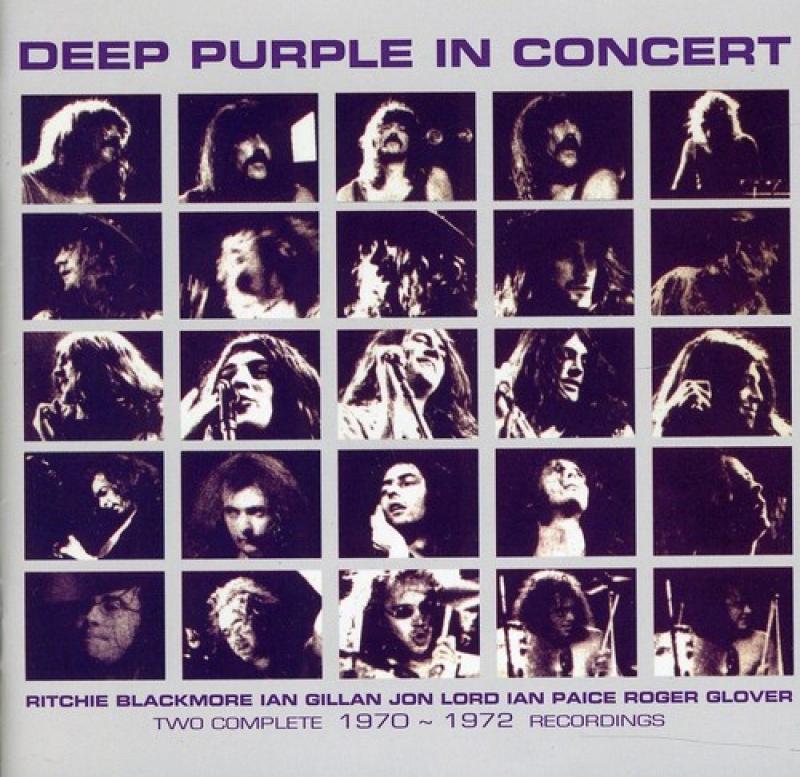 Deep Purple - In Concert 1970 1972 (CD) (826992023021)