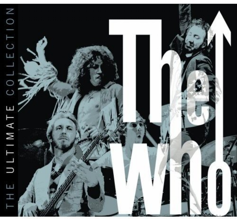 THE WHO - Ultimate Collection REMASTER (CD DUPLO) (008811287726)