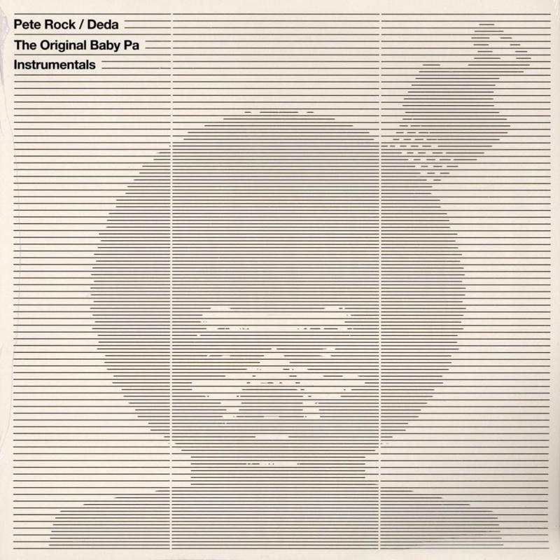 LP Pete Rock - Deda The Original Baby Pa Instrumentals VINYL IMPORTADO LACRADO (4260432751376)