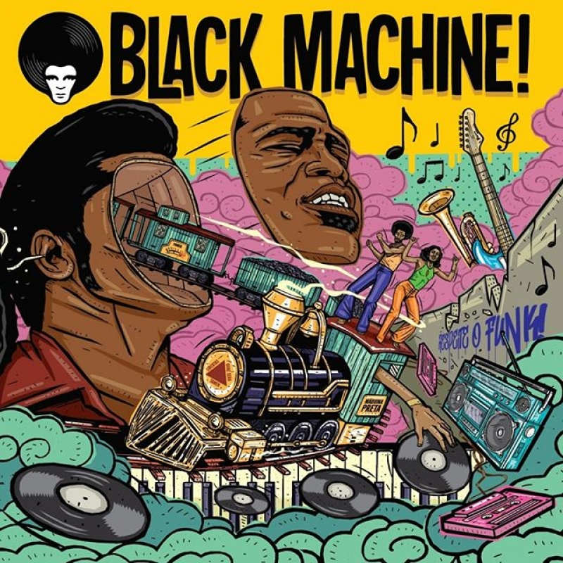 LP Banda Black Machine - Respeite o Funk VINYL LACRADO (GR221120190010)