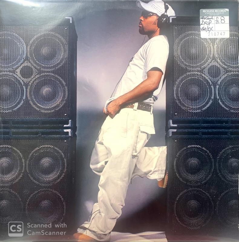 LP Musiq - Soulstar VINYL DUPLO (semi novo)