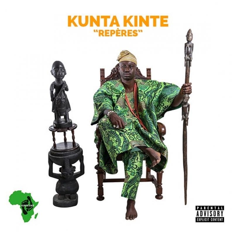 Kunta Kinte - Reperes CD