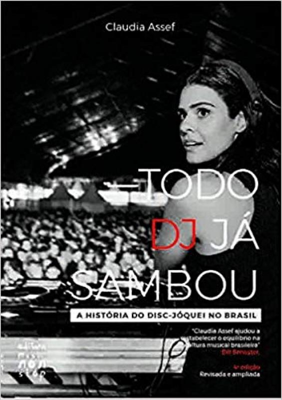 LIVRO TODO DJ JA SAMBOU (9788592360108)